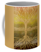 Meditation Coffee Mug by Leah  Tomaino