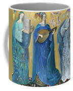Meditations On The Holy Trinity  After The Music Of Olivier Messiaen, Coffee Mug