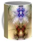 Meditative Symmetry 3 Coffee Mug