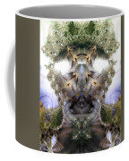 Meditative Symmetry 5 Coffee Mug
