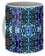 Mediterranean Blue  Coffee Mug