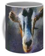 Mediterranean Goat Coffee Mug