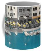 Mediterranean Harbour Coffee Mug