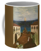 Mediterranean Coffee Mug