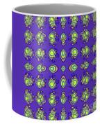 Mediterranean Pattern Coffee Mug