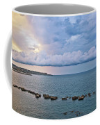 Mediterranean View II Coffee Mug
