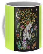 Medusa De Flores Coffee Mug