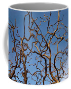 Medusa Limbs Reaching For The Sky Coffee Mug