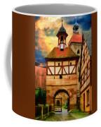 Meet In Moonlight Coffee Mug