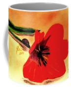 Meet Me In The Tulips Coffee Mug