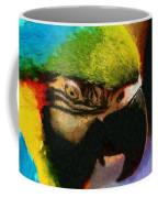 Meet The Brazilian Arara Coffee Mug