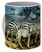 Meet The Zebras Coffee Mug