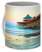 Meet You At The Pier - Folly Beach Pier Coffee Mug