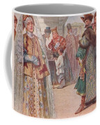 Meeting 1 Sergey Sergeyevich Solomko Coffee Mug