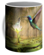 Meeting Mother Nature Coffee Mug