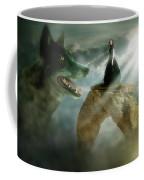 Meeting Of Souls  Coffee Mug