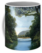 Meeting Of The Waters Coffee Mug