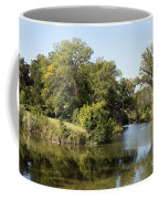 Meeting Of Two Rivers Coffee Mug