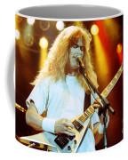 Megadeath 93-dave-0366 Coffee Mug