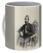 Mehmed Cemil Bey Coffee Mug