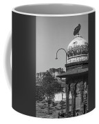 Mehrangarh Fort - Approach With Caution Bw Coffee Mug