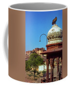 Mehrangarh Fort - Approach With Caution Coffee Mug