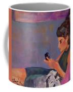 Mel And Peek A Boo Coffee Mug