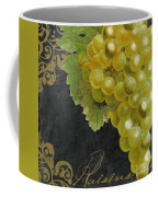 Melange Green Grapes Coffee Mug