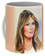 Melania Trump Coffee Mug