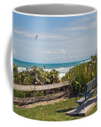 Melbourne Beach In Florida Usa Coffee Mug