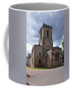 Melbourne Parish Church In Derbyshire Coffee Mug