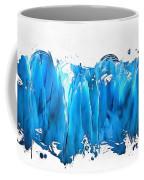 Melting Glaciers Coffee Mug