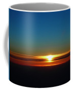 Melting Line Coffee Mug