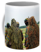 Members Of The Special Forces Group Coffee Mug