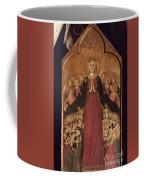 Memmi: Madonna In Heaven Coffee Mug