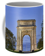 Memorial Arch Valley Forge Coffee Mug