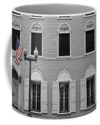 Memorial Day Flag Roanoke Virginia Coffee Mug
