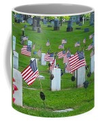 Memorial Day Salute Coffee Mug