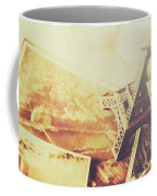 Memories And Mementoes Of Travelling France Coffee Mug