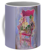 Memories Of Grandmother's Garden Coffee Mug