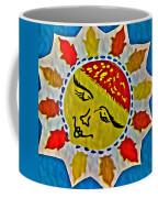 Memory Game Sun Coffee Mug