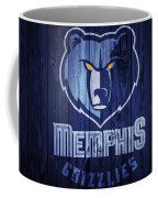 Memphis Grizzlies Barn Door Coffee Mug