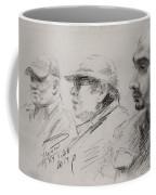 Men 3 Coffee Mug