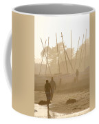 Men And Marina Coffee Mug