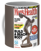 Men' Health Now And Then Coffee Mug
