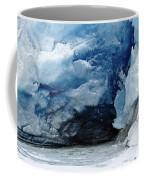 Mendenhall Glacier Face Coffee Mug