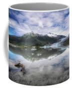 Mendenhall Lake Coffee Mug