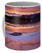 Mendenhall Sunset Coffee Mug