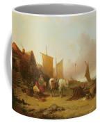 Mending Nets Coffee Mug