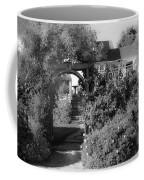Mendocino Gate Bw Coffee Mug